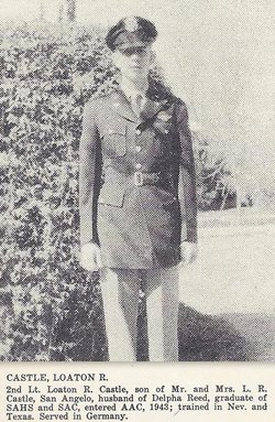 Capt Loaton Reiss Castle, Jr