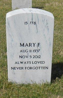 Mary Francis <I>Foster</I> Taylor