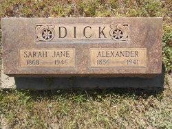 Alexander Dick