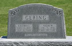 "Andreas Joseph ""Andrew"" Gering"