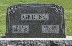 Caroline <I>Preheim</I> Gering