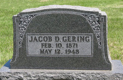 Jacob D. Gering