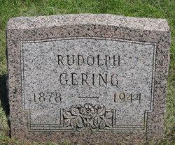 Rudolph Gering