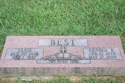 Earl George Best