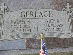 Harvey N Gerlach