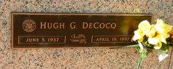 Hugh G DeCocq