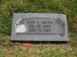 Alta <I>Coleman</I> Austin