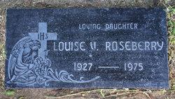 Louise Vera Roseberry