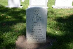 "Capt Ellis Miller ""Ed"" Bailey"