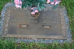Mary Moss Goggans