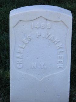 Corp Charles H. Van Kleek