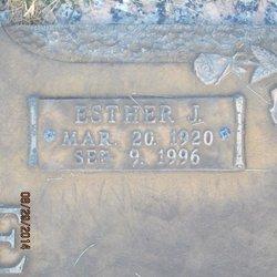 Esther <I>Johnsen</I> Gee