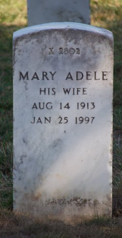 Mary Adele <I>Brown</I> Cooney