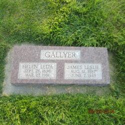 Helen Lelia <I>Williams</I> Gallyer