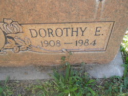 Dorothy E Martin