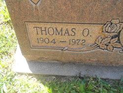 Thomas O Martin