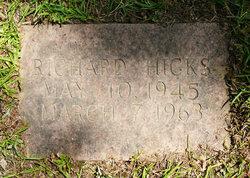 Richard Sylvester Hicks