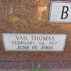 Van Thomas Barker
