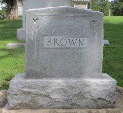Mrs Ada Elizabeth <I>Turner</I> Brown
