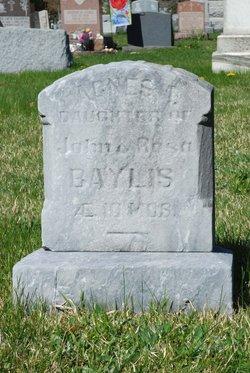 Agnes A. Baylis