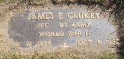 James E Clukey