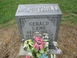 Gerald Lane Berryhill