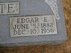Edgar E. White