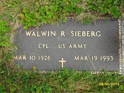 Walwin R. Sieberg