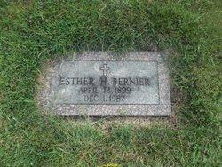 Esther H. Bernier