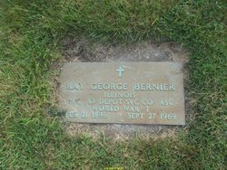 Ray George Bernier