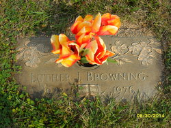 Luther Browning