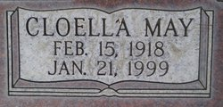 Cloella May <I>Brown</I> Rimbey