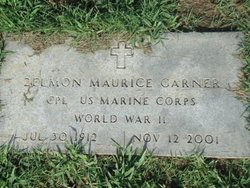 Zelmon Maurice Garner