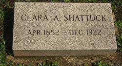 Clara A <I>Merriman</I> Shattuck