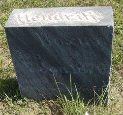 "Hendrik ""Henry"" Boxum"