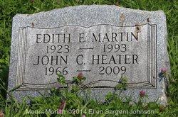 John C. Heater