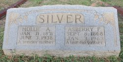 Asberry Franklin Silvers