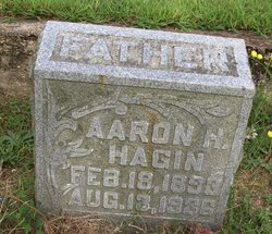 Aaron Hamilton Hagin