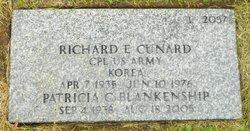Richard E Cunard