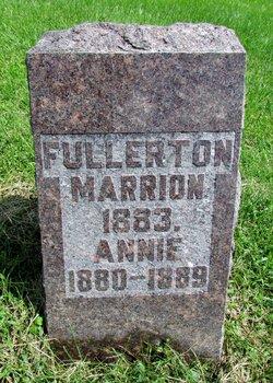 Martha Ann Fullerton
