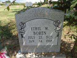 Ethel Mae <I>Files</I> Boren