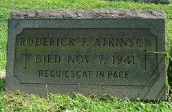 Roderick F. Atkinson