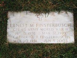Ernest M Finsterbusch