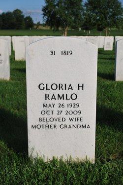 Gloria H Ramlo