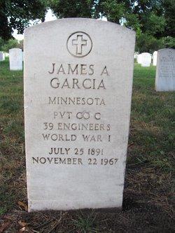 James A Garcia