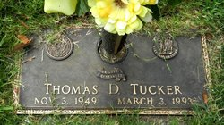 Thomas Dale Tucker