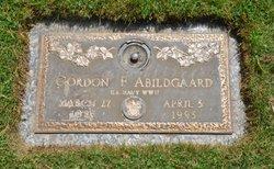 Gordon F Abildgaard