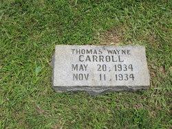 Thomas Wayne Carroll