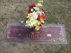 Bryan Larry Snipes, Sr