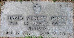 David Albert Jones